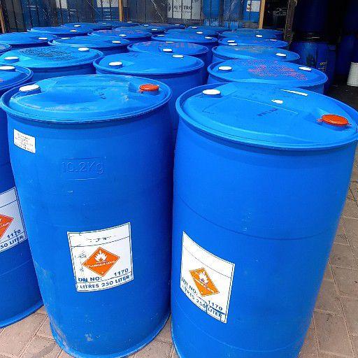 Plastic drums 250L