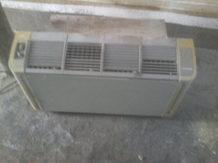 Floorstanding aircon