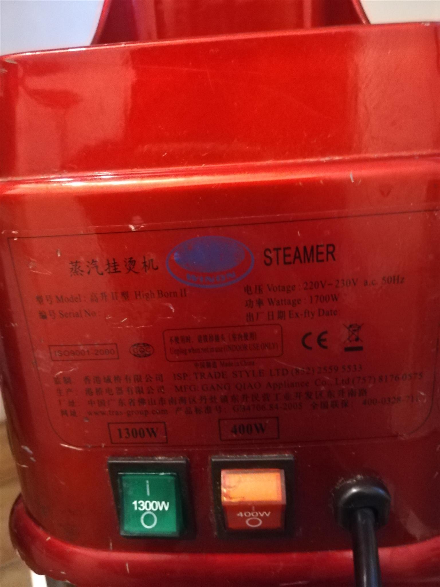 Clothing Steamer