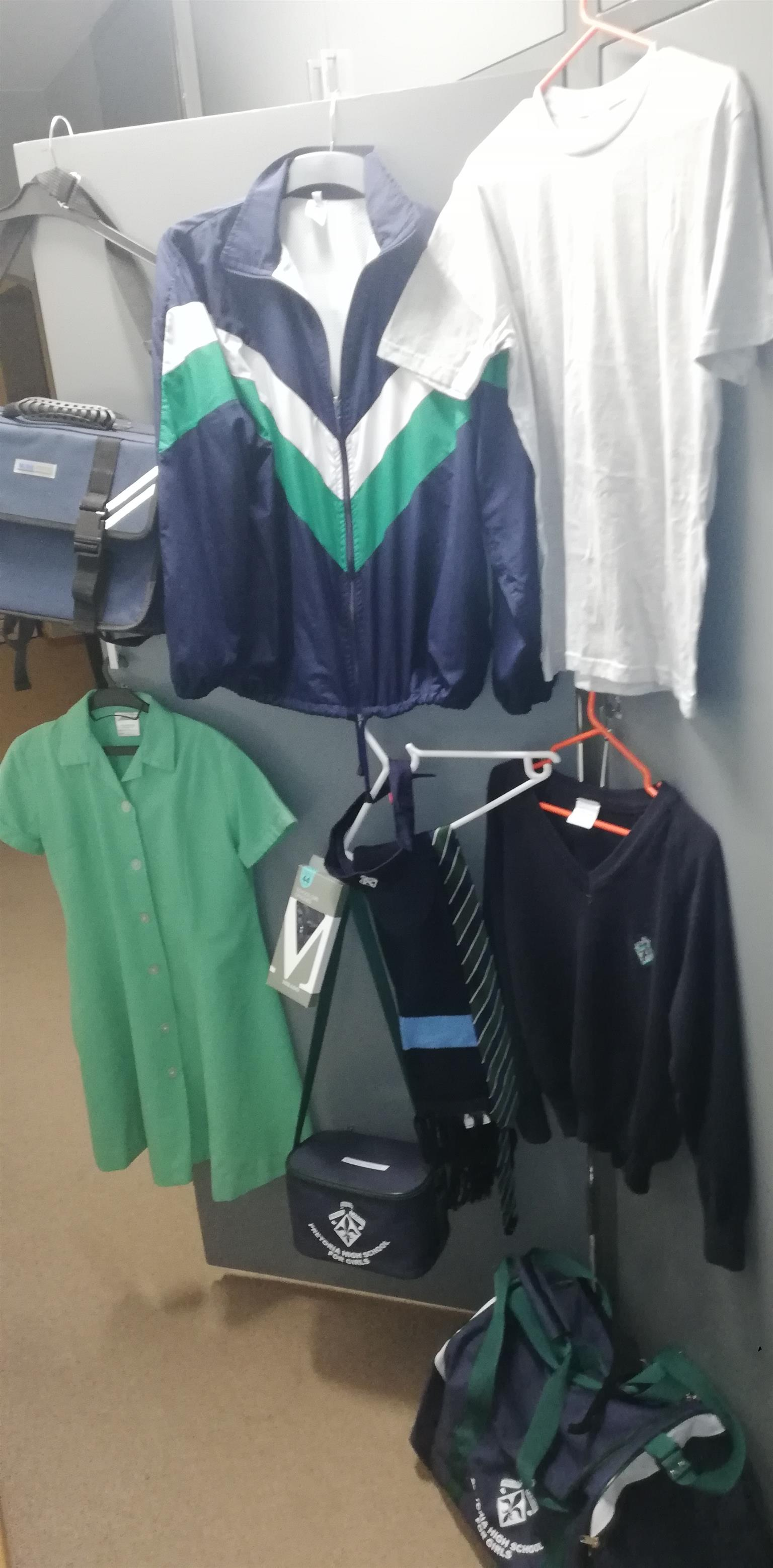 Phsg school uniform and gear all for