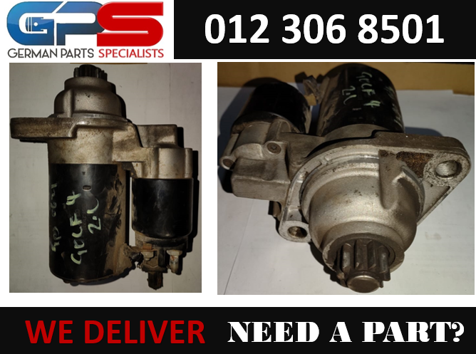 VW GOLF 4 REPLACEMENT STARTER FOR SALE