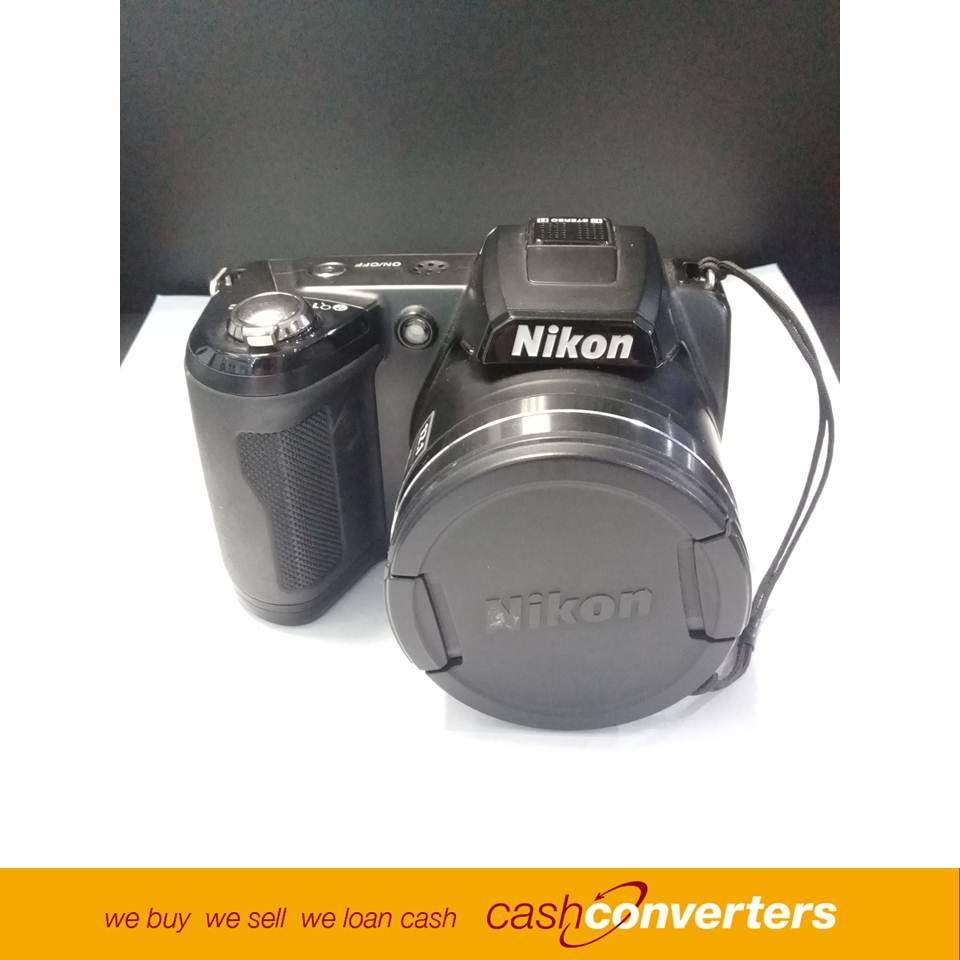 203914 Camera L110 Nikon