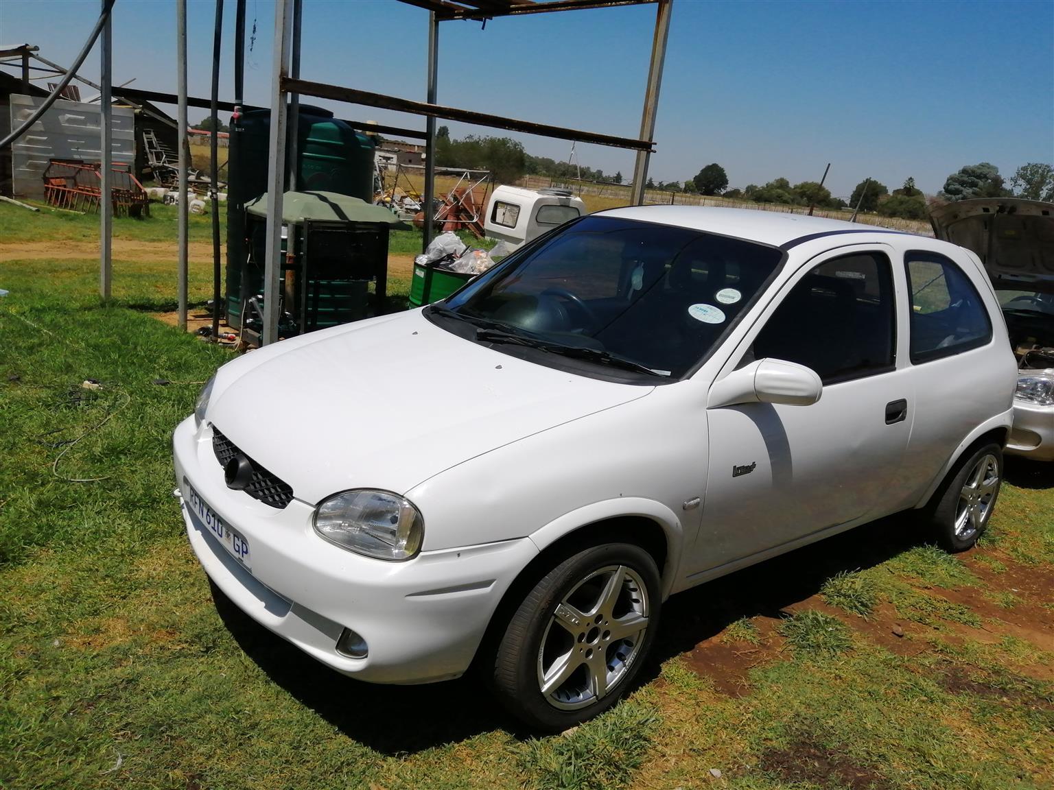 2004 Opel Corsa Lite 1.4i +