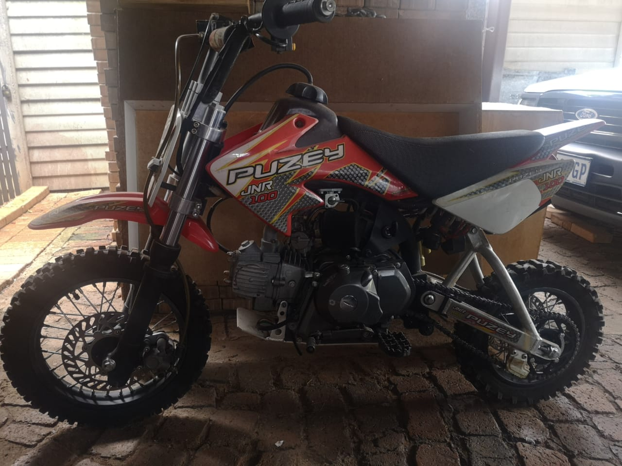 2007 Puzey XTR