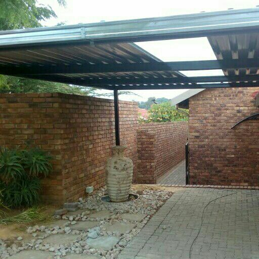 carports and all steelwork