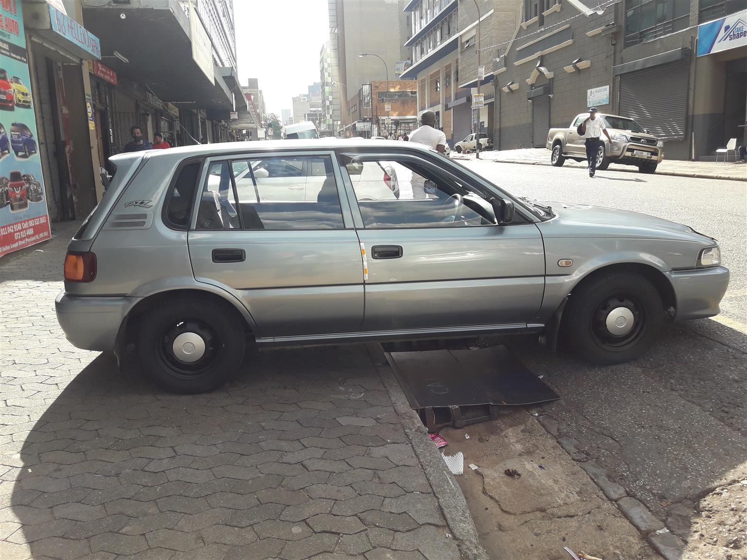 2003 Toyota Tazz 130 XE