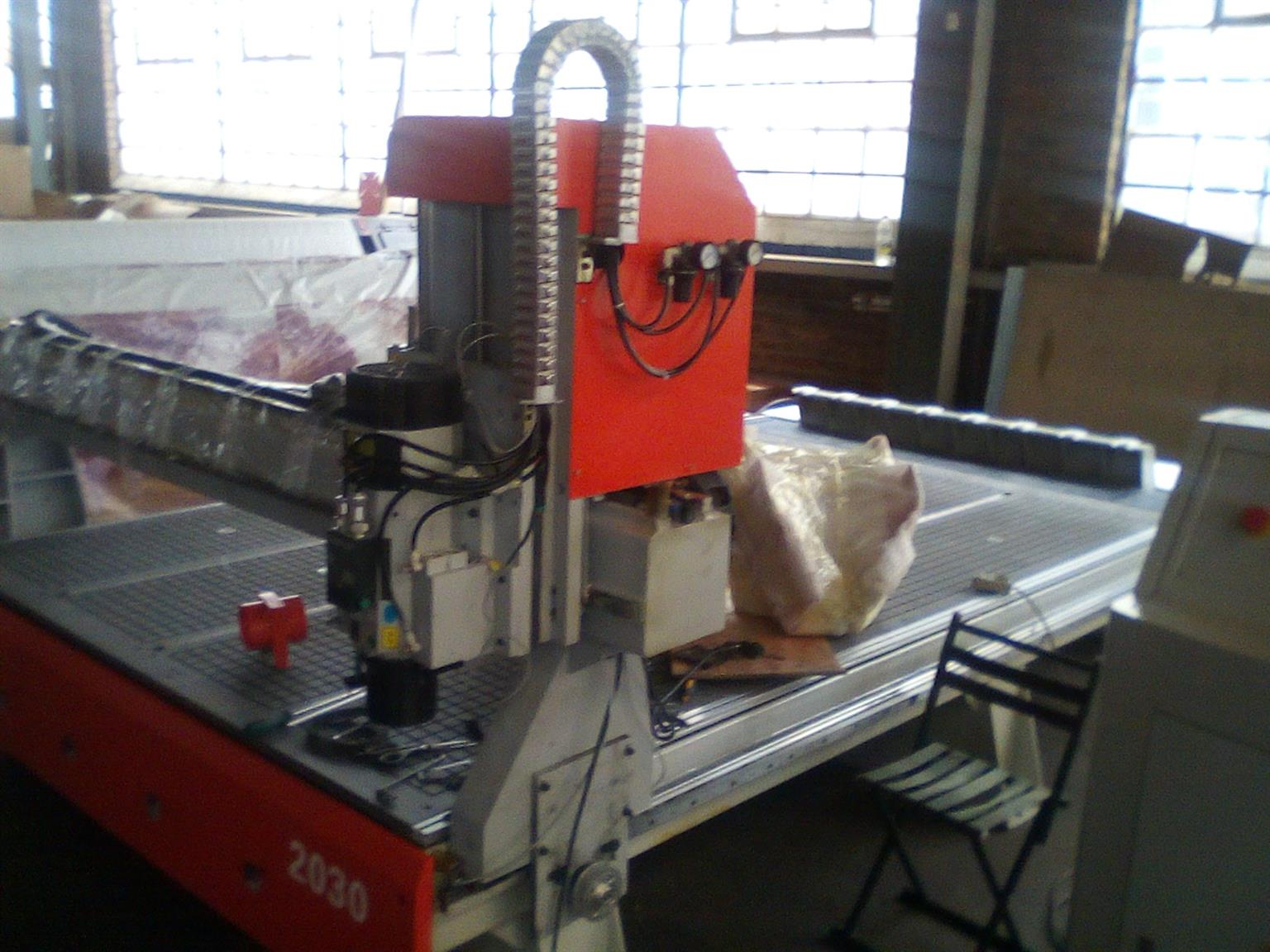 8 Tools for 1 machine good for the workshop
