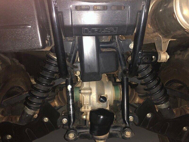 Suzuki King Quad 750cc 4x4 Aut