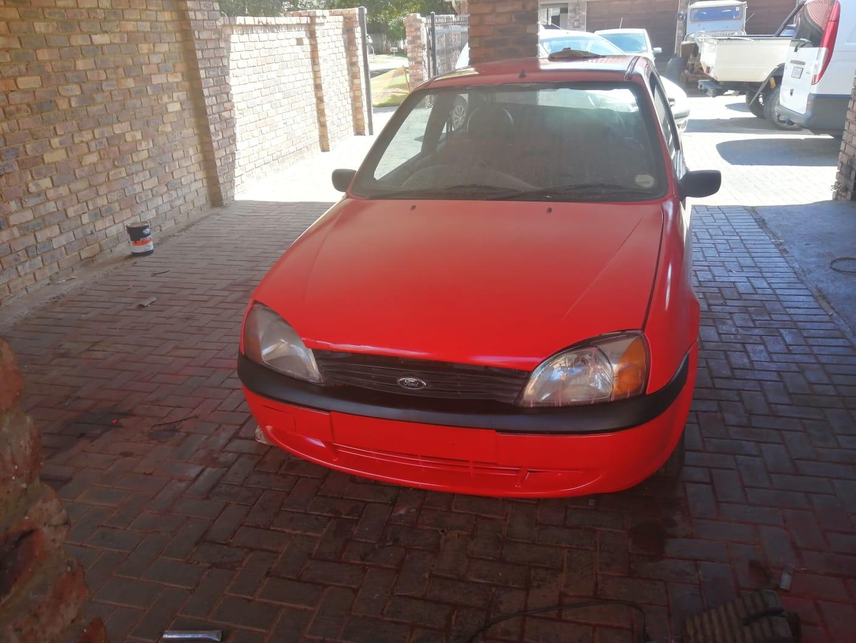 2000 Ford Fiesta 1.4i 3 door Trend