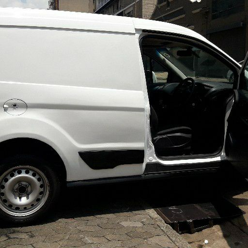 2017 Ford Transit Connect 1.0T SWB Ambiente