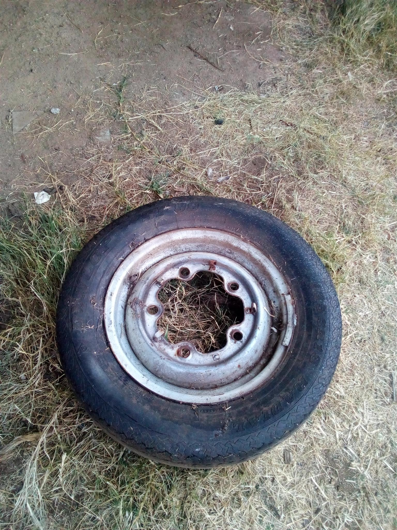 2000 Wheels, Rims and Tyres Rims with Tyres