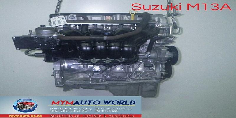 Suzuki 1.3 M13A engine