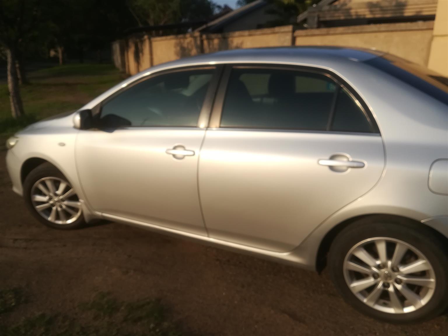 2008 Toyota Corolla 1.6 Advanced