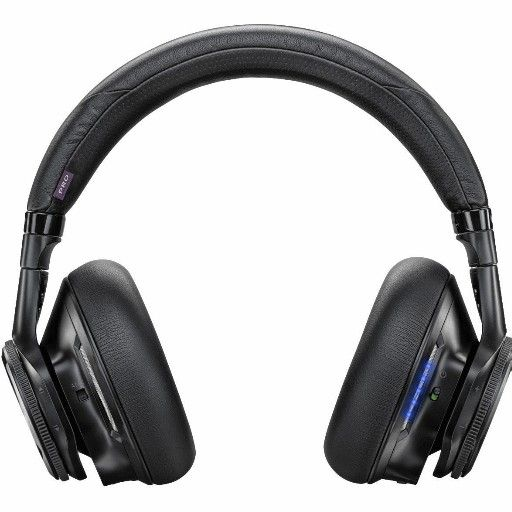 Plantronics 200590-01 BackBeat PRO Wireless Noise-Canceling Headphones - Black