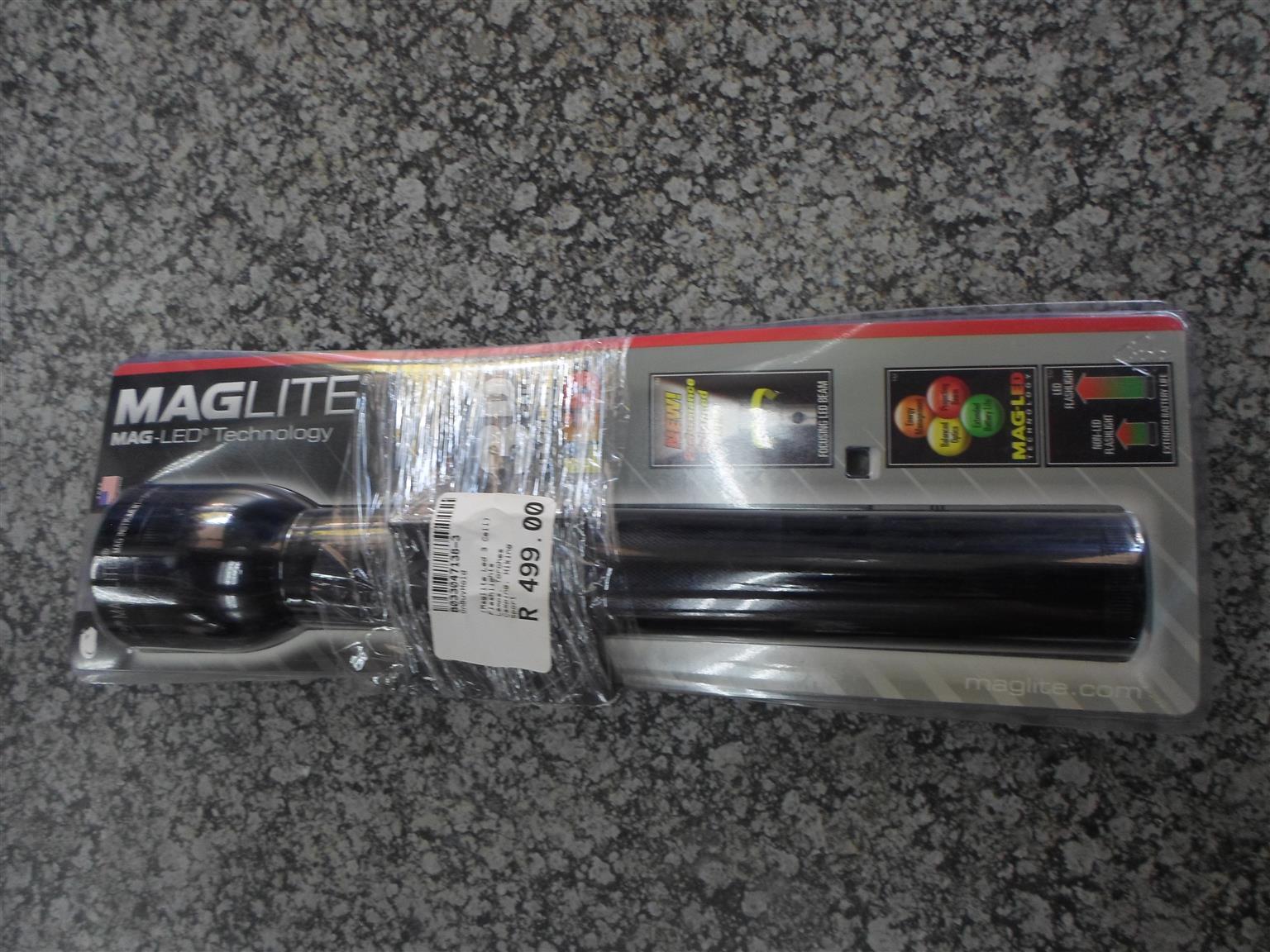 MAG Light Technology 3D Flash Light