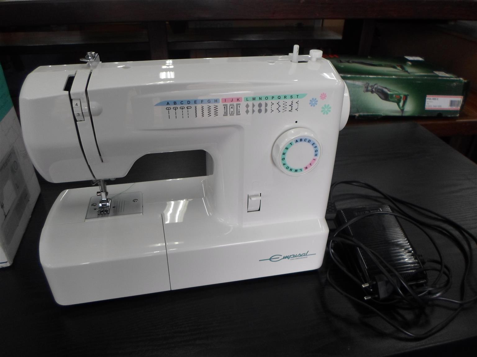 Empisal 120A Dressmaker Sewing Machine