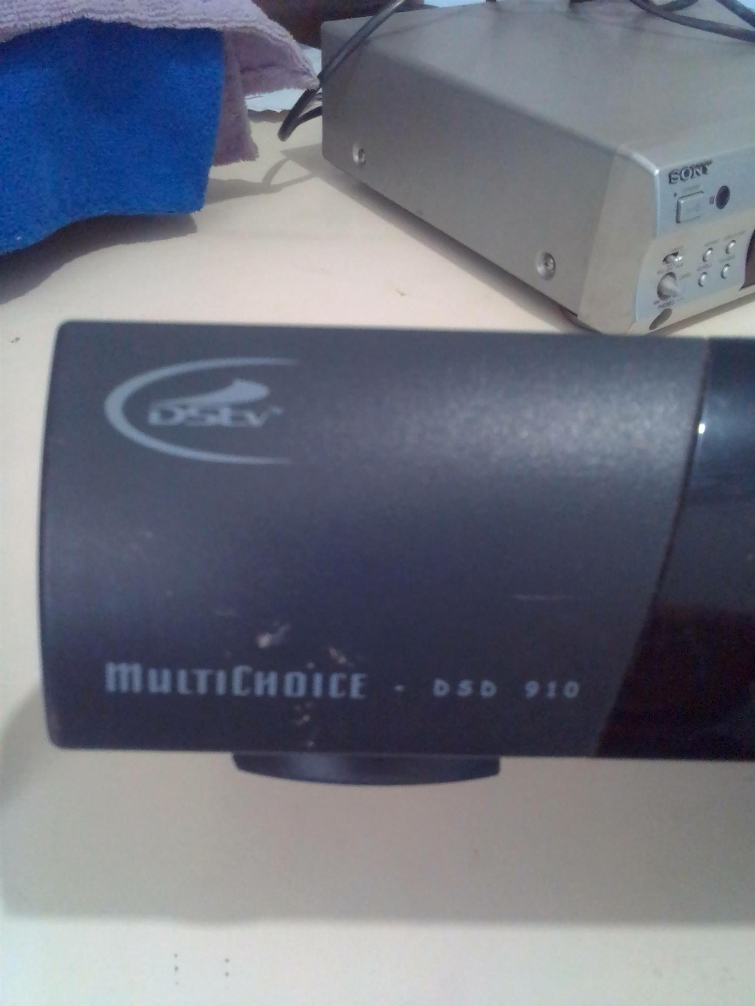 TV DECODERS FOR SALE
