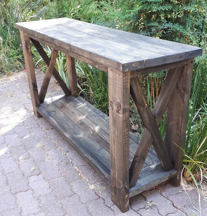 Furniture pallet wood