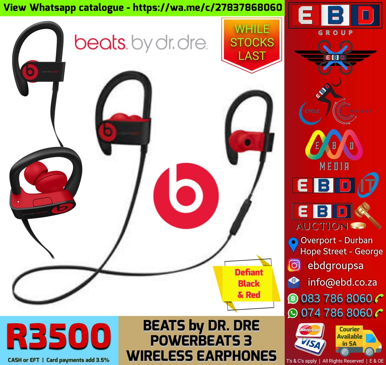 Beats by Dr. Dre Powerbeats 3