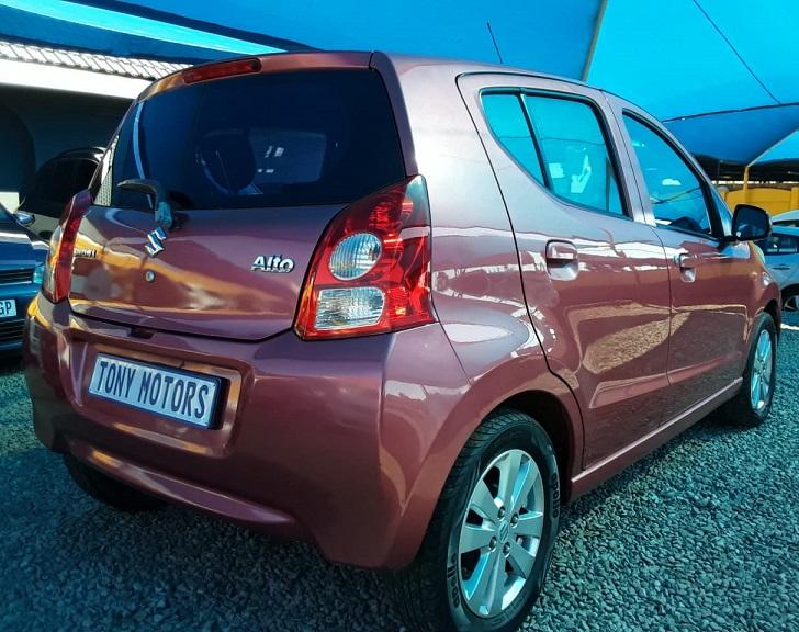 2015 Suzuki Alto 1.0 GLS for sale!