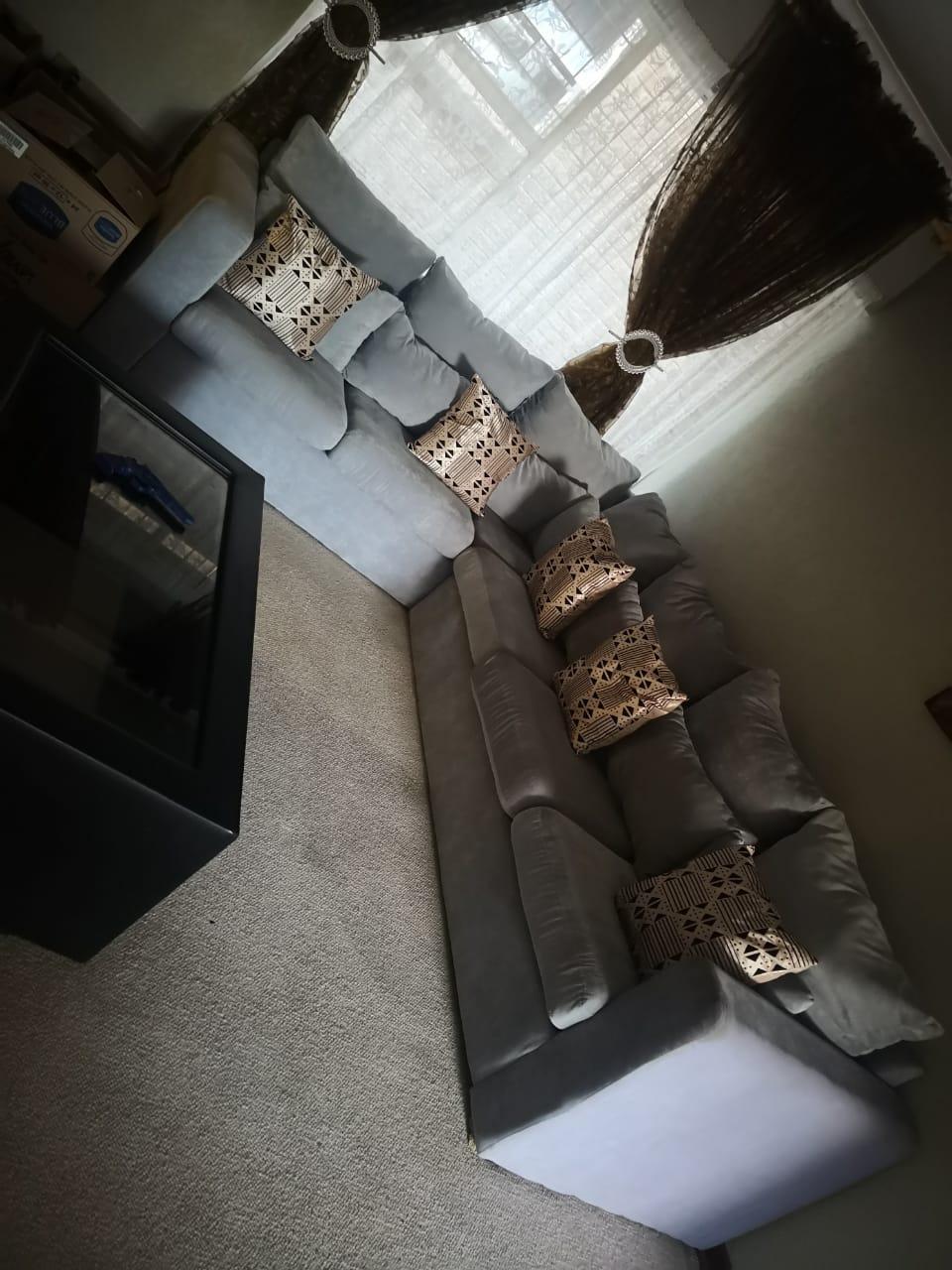 Corner Couch Set