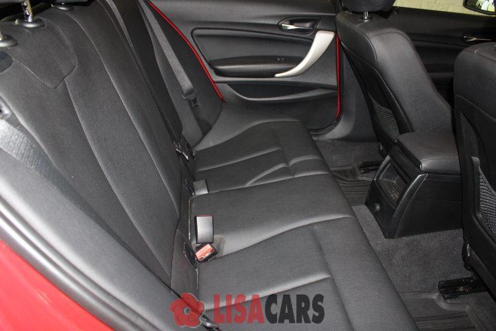 2015 BMW 1 Series 116i 5 door