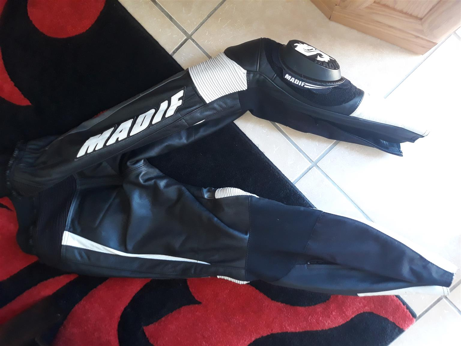 Madif Racing Suit & Gaerne Racing Boots