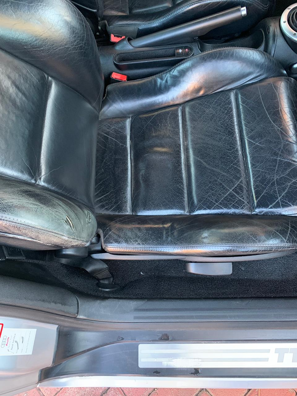 2001 Audi TT coupe 1.8T