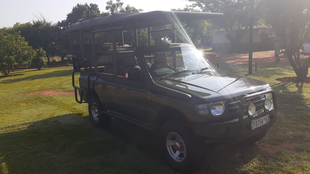 Pajero Gameviewer for sale