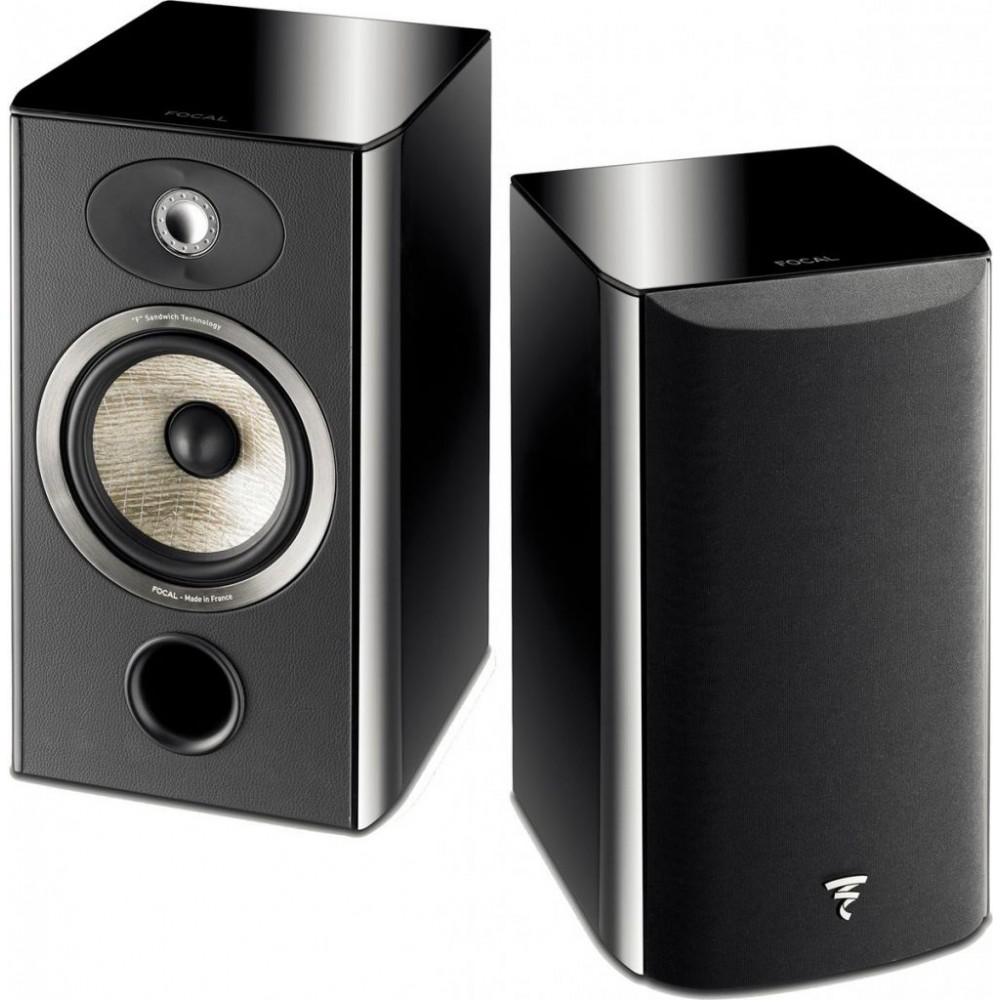FOCAL ARIA 906 BOOKSHELVE SPEAKERS WITH STANDS