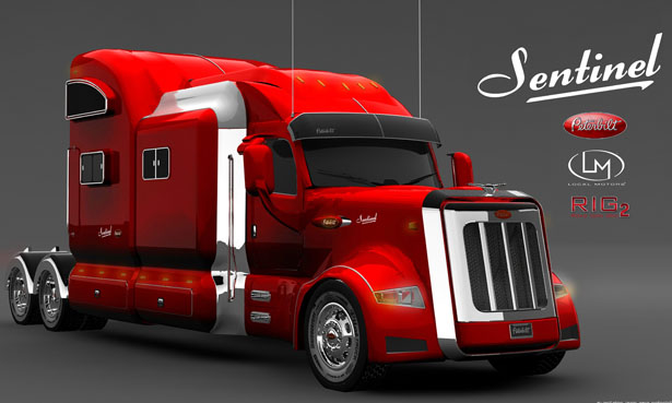 START YOUR OWN TRUCKING BUSINESS.
