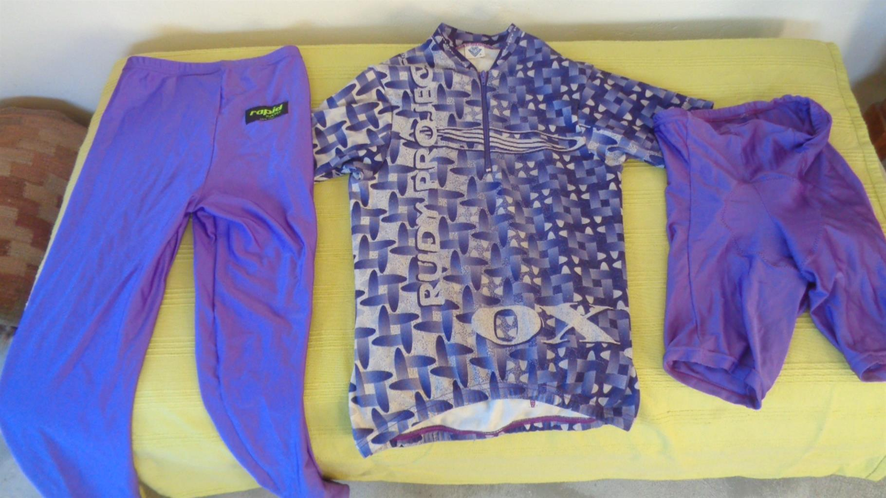 Cycling Clothing - Selection of items