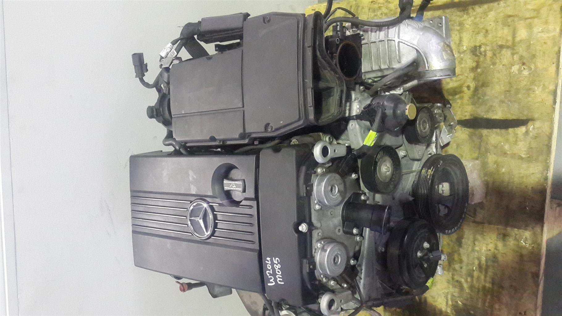 271 Engine W204 Engine