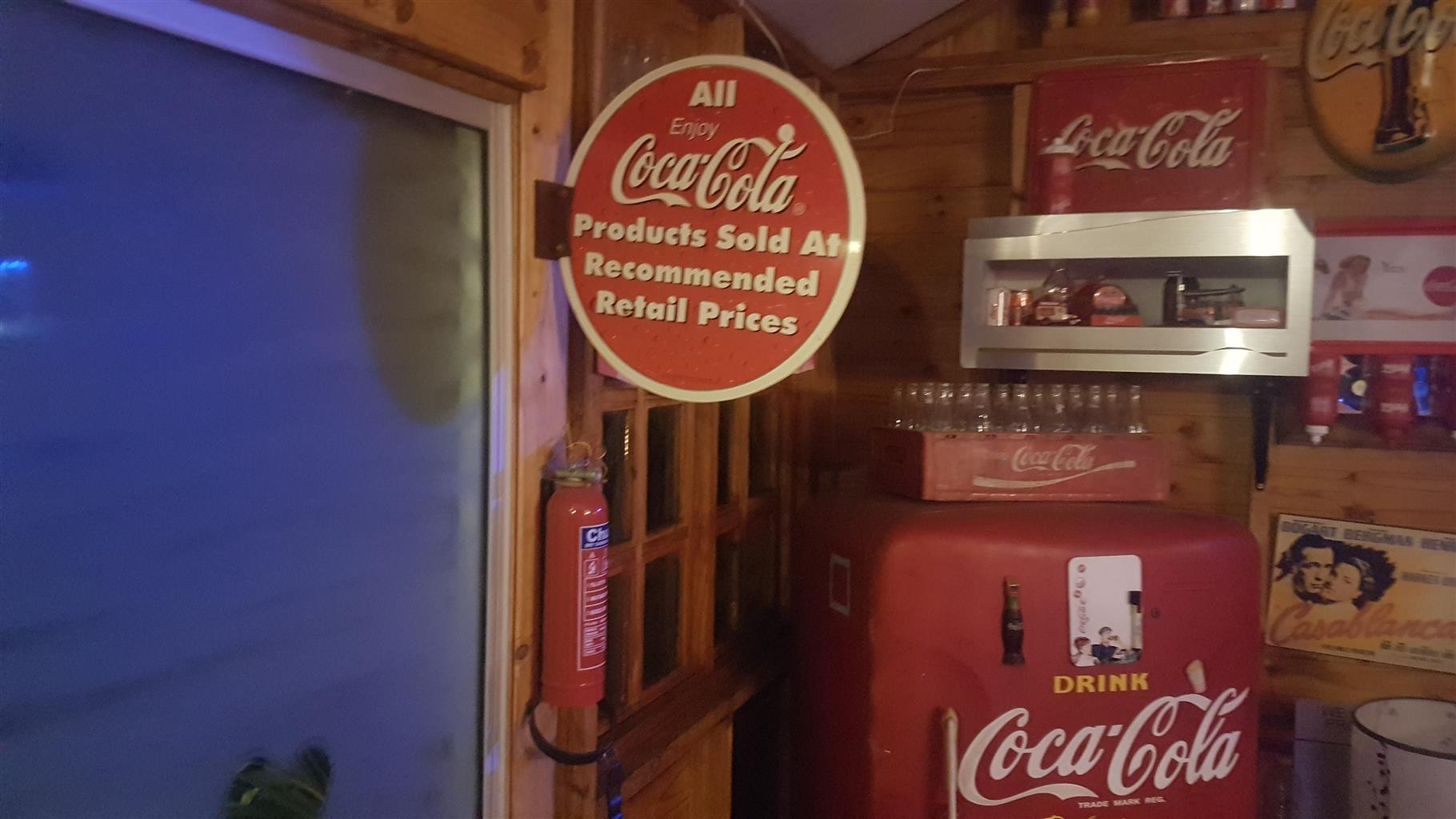 Coca cola collection