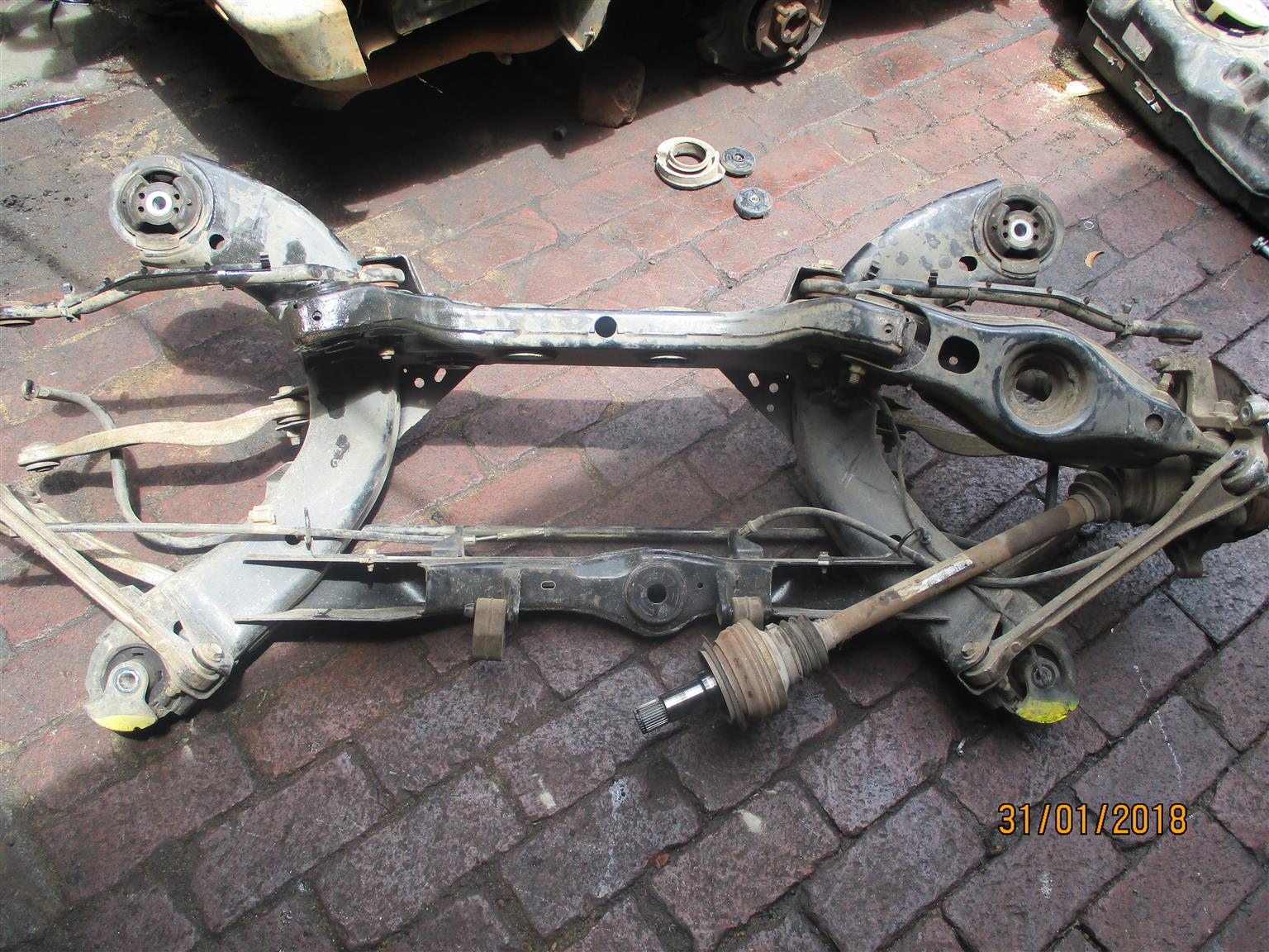 CHRYSLER 300C SUB FRAME FOR SALE