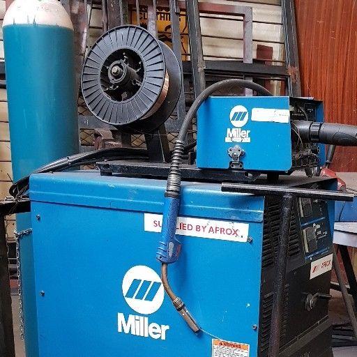 Miller Mig Welding Machine ¹