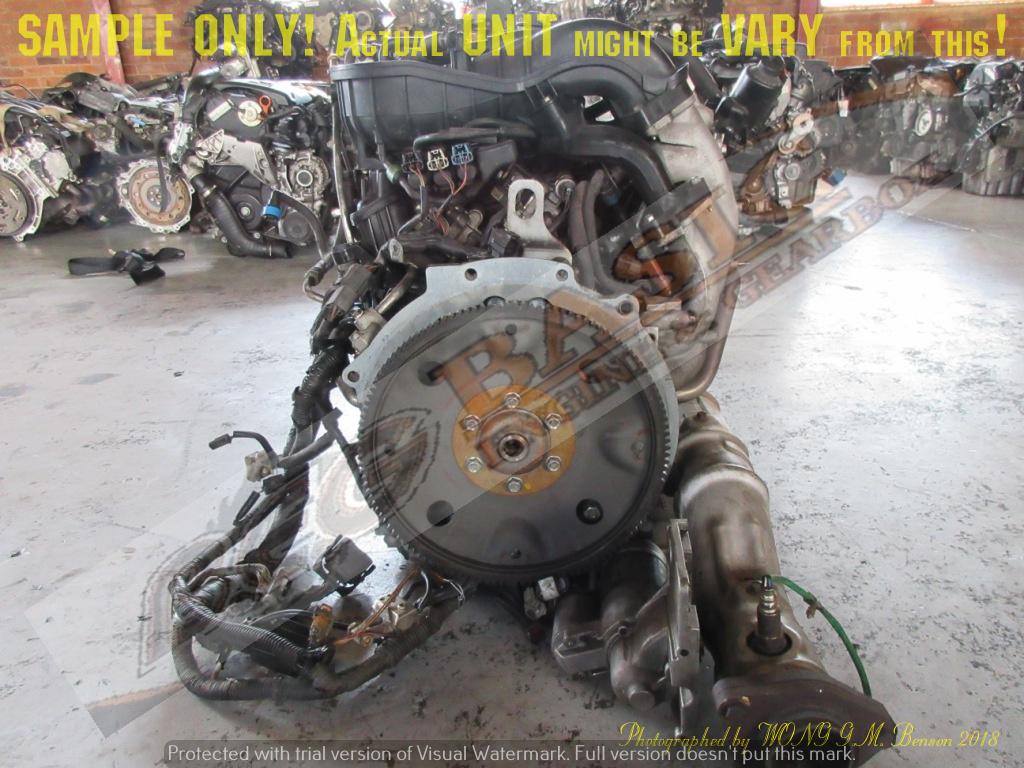 MAZDA RX8 -13B MSP 1 3L ROTARY Engine -6 POTS (HIGH POWER