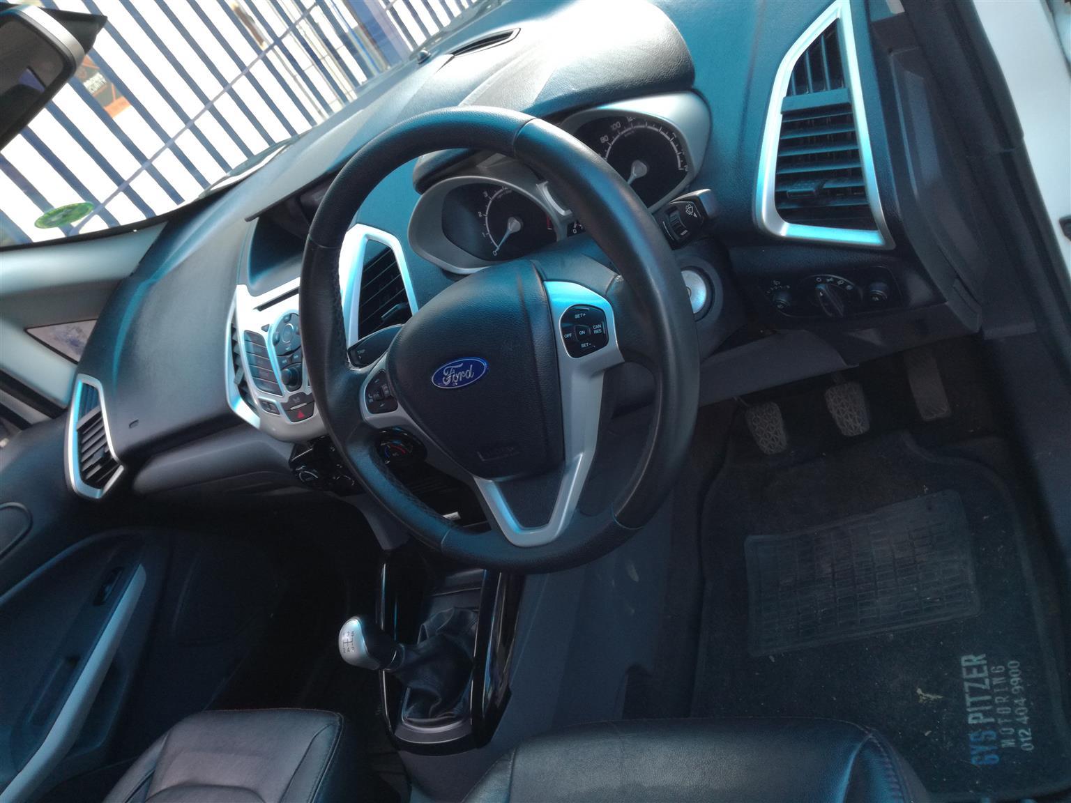 2017 Ford EcoSport ECOSPORT 1.0 ECOBOOST TITANIUM
