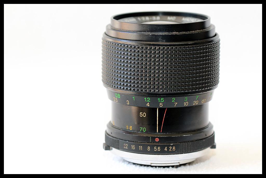 Vivitar MC 35-70mm f/2.8-3.8 Macro (Olympus)