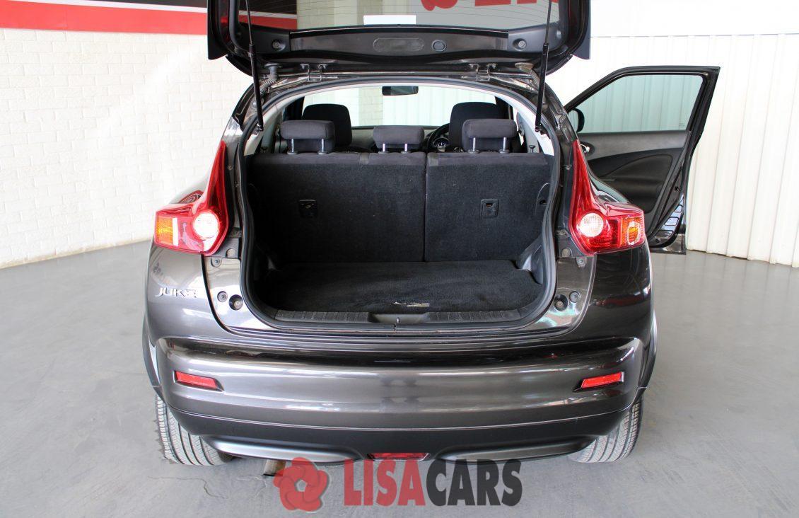 2012 Nissan Juke 1.6T 4WD Tekna