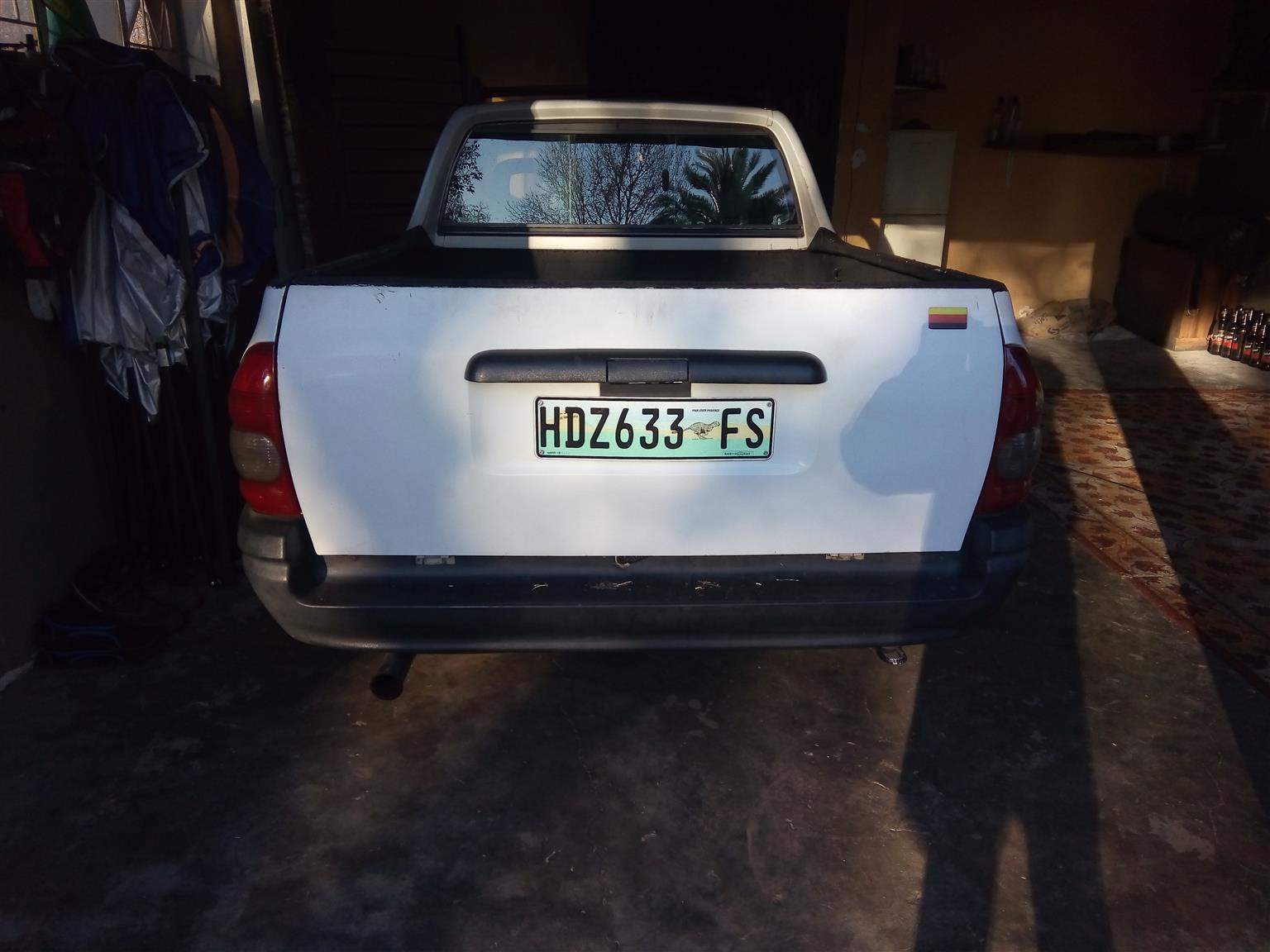 2002 Opel Corsa Utility