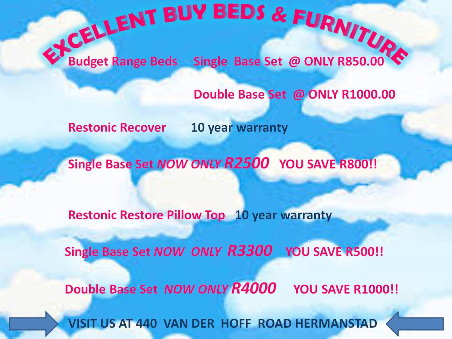Leading Brand Beds For Sale At Excellent Prices
