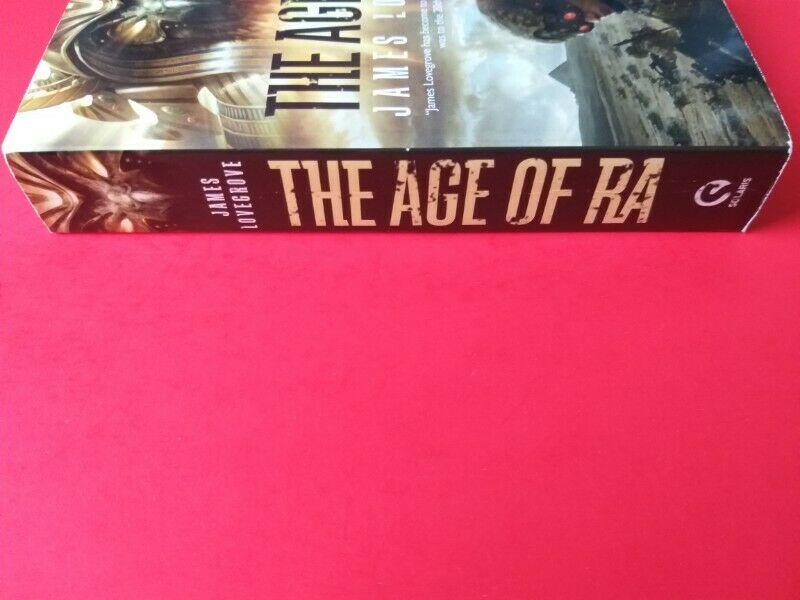 The Age Of RA - James Lovegrove - Pantheon #1.