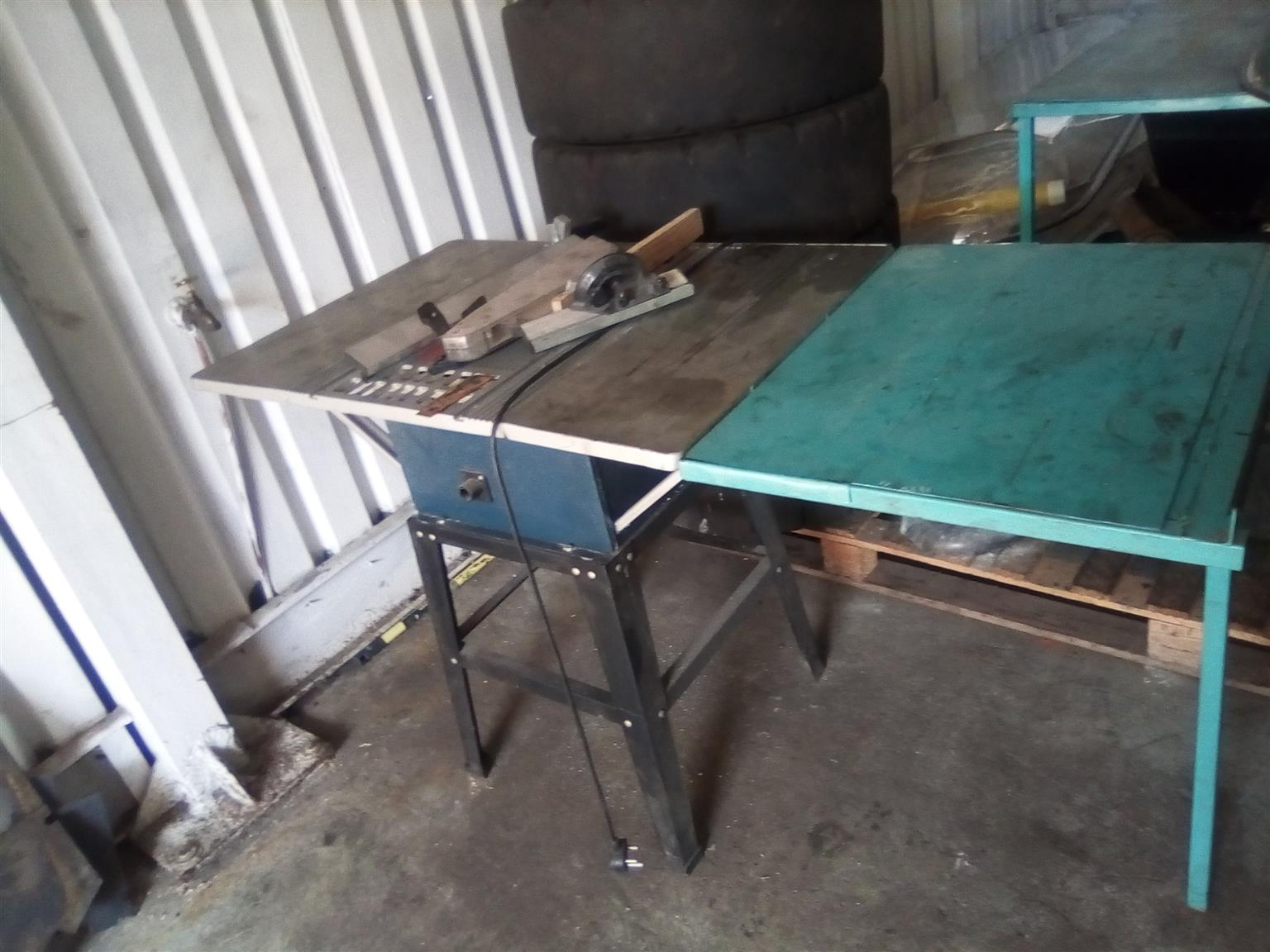 Wood machinery for sale
