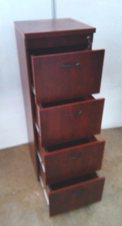 Royal 4 drawer filling cabinet