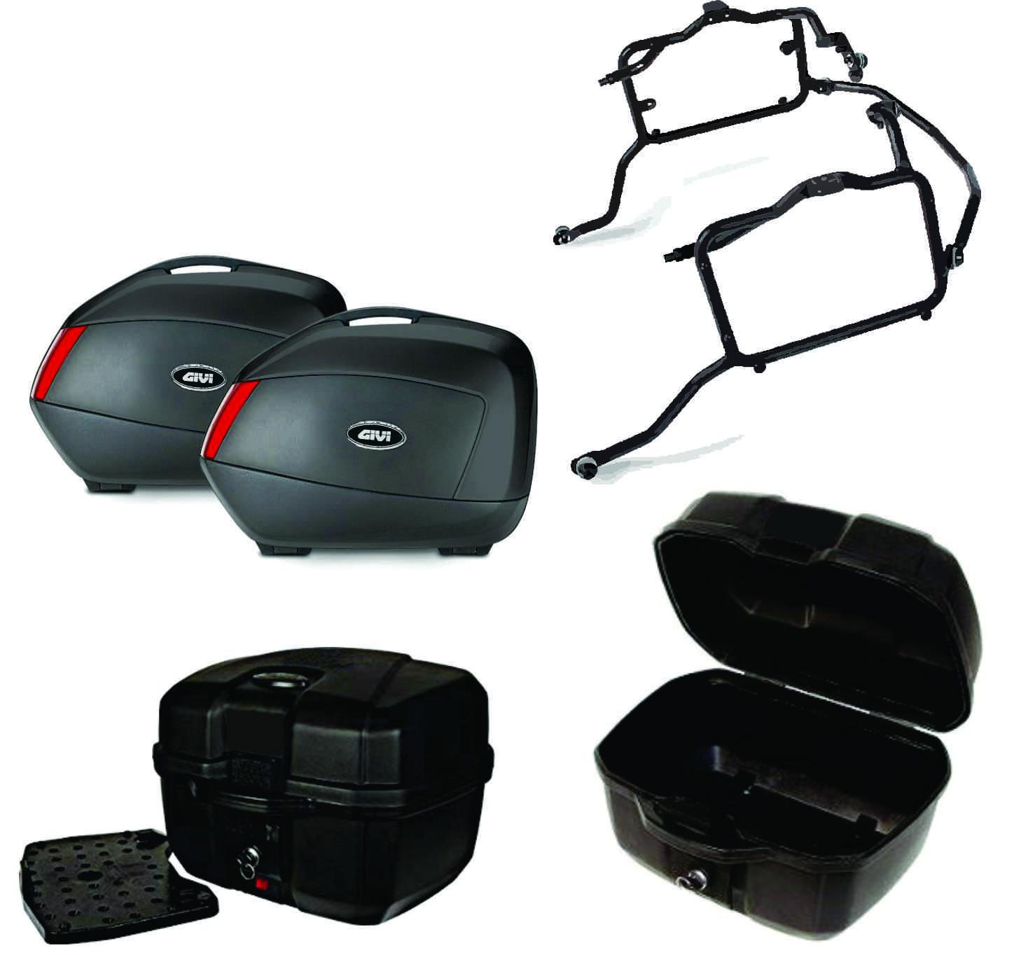 Pannier Set For Honda Nc 750 X Junk Mail