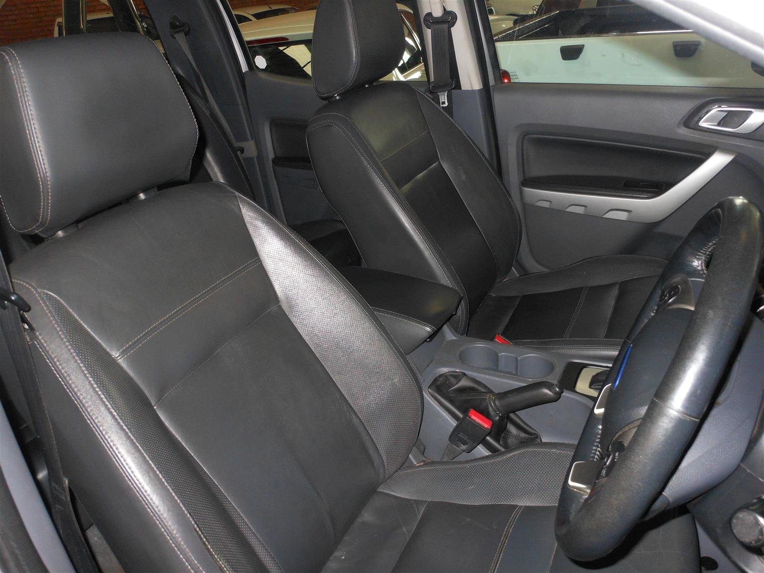2015 Ford Ranger double cab RANGER 3.2TDCi XLT A/T P/U D/C