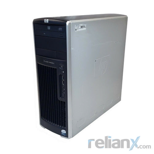 HP XW6600 Workstation - 2 x Intel Quad Core Xeon 2.2Ghz / 4GB Memory / 500GB HDD / Tower