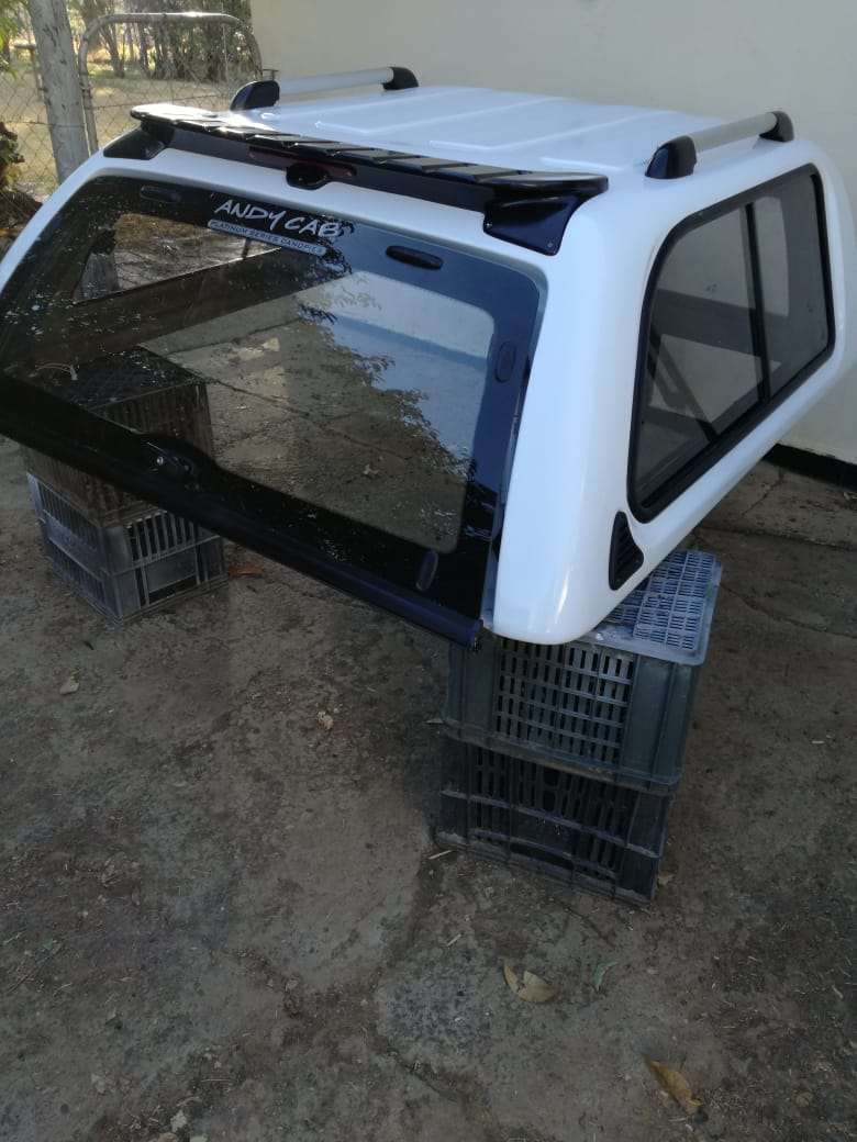 Canopy - Nissan Navara double cab - Andy Cab platinum series