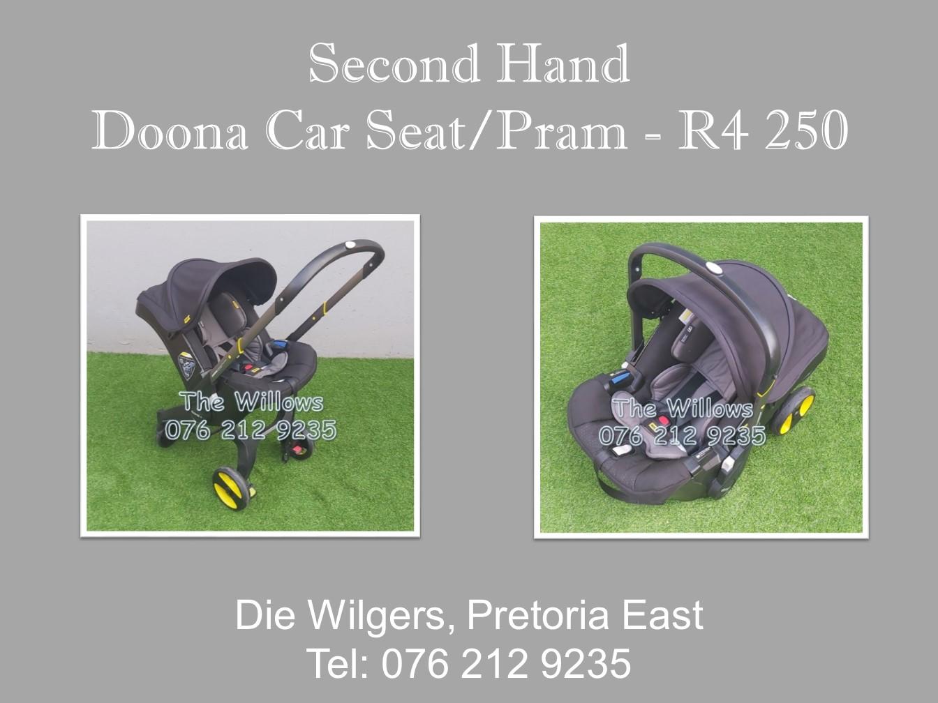 Second Hand Doona Car Seat/Pram